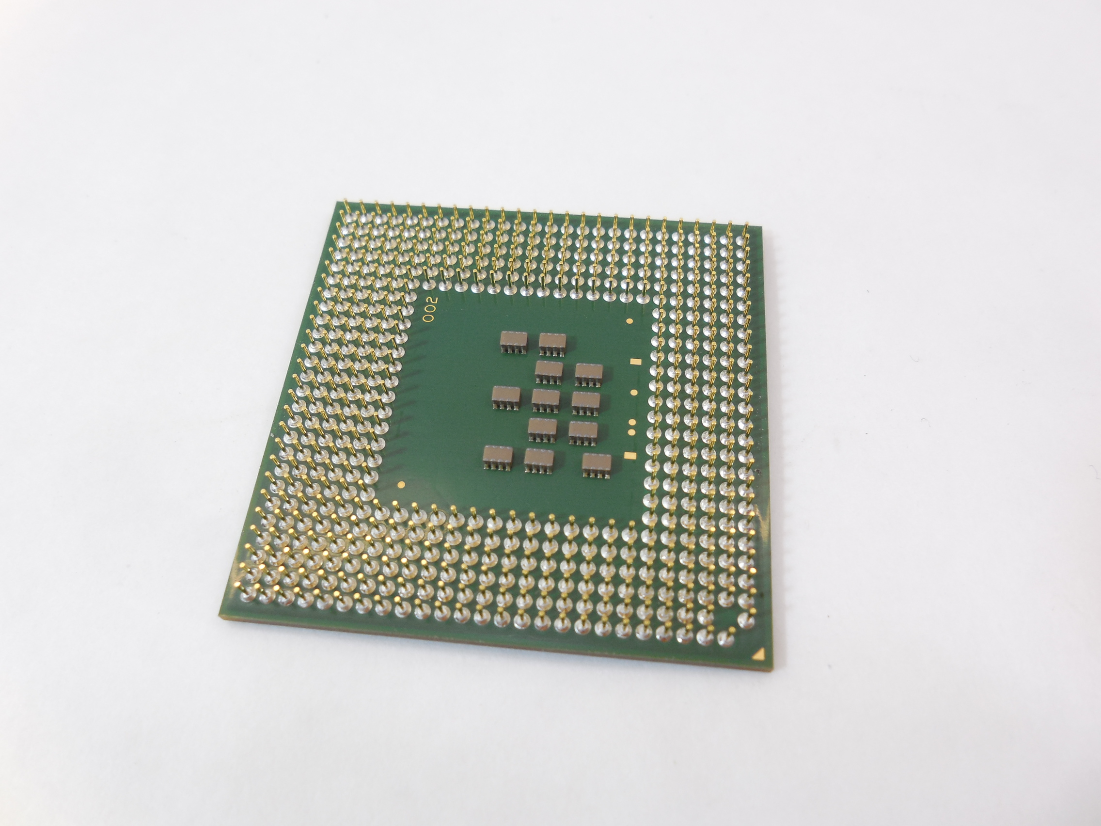 Процессор Socket 478 Intel Celeron M 380 (1.6GHz) - Pic n 276528
