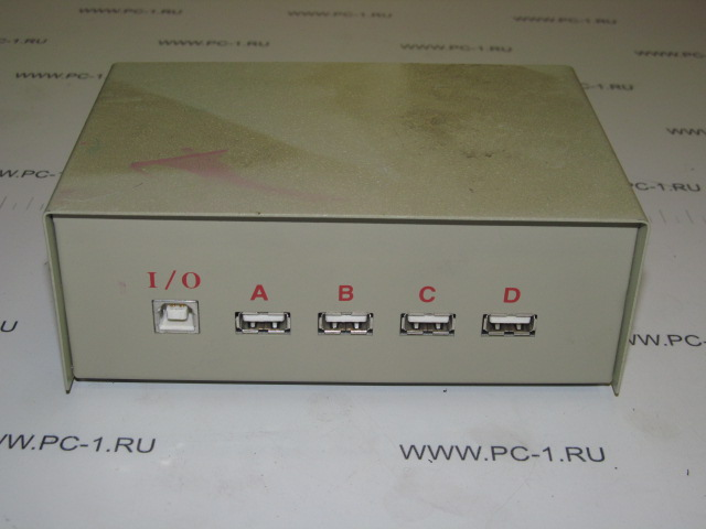 USB коммутатор Roline /переключатель USB /4xUSB downstream, 1xUSB upstream