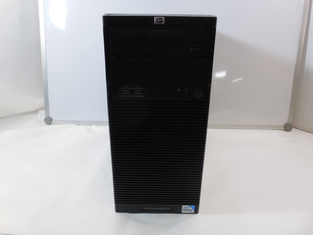 Сервер HP Proliant ML110 G6 Pent G6950 2.80GHz - Pic n 274701