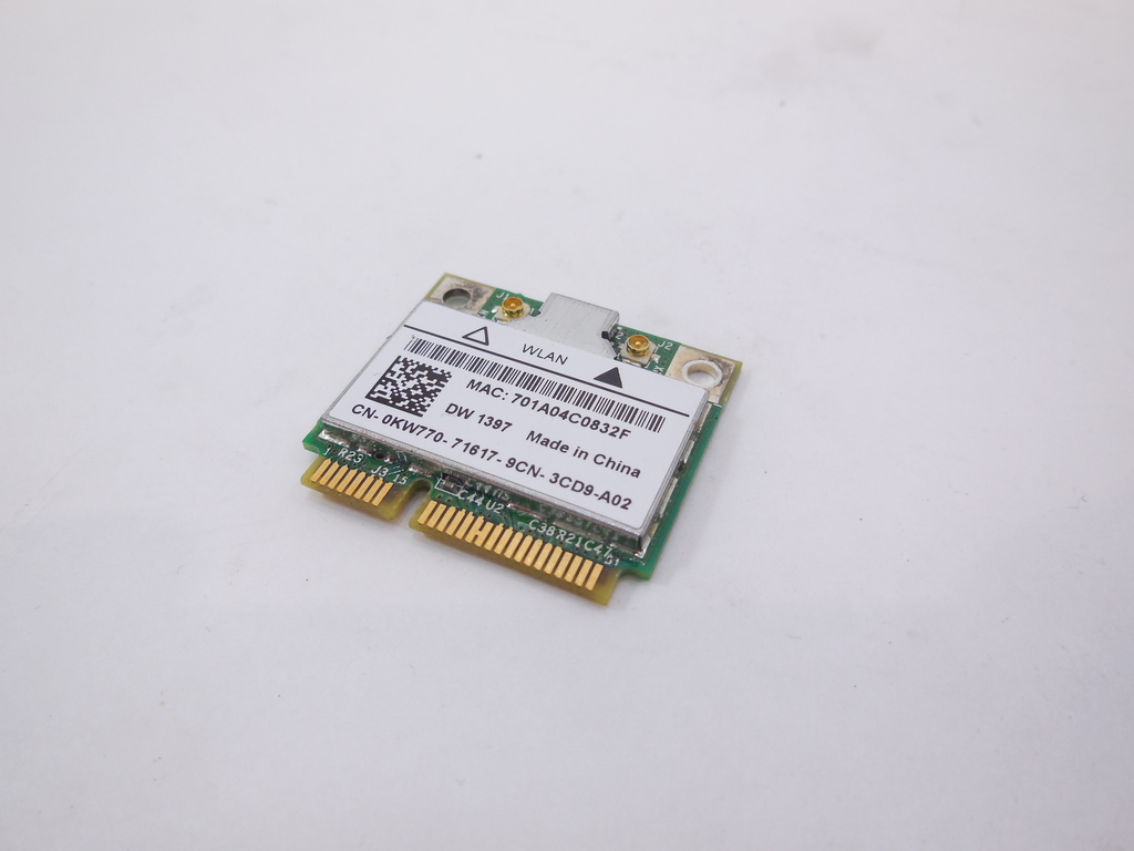 Модуль Wi-Fi mini-PCI-E BroadCom - Pic n 246632