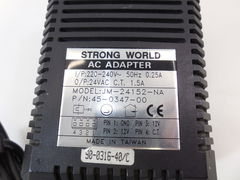 Блок питания AC/AC Strong World AC 24V, 1500mA - Pic n 272873