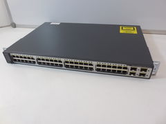 Коммутатор Cisco Catalyst WS-C3750V2-48TS-S