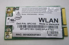 Модуль Wi-Fi mini PCI-E Intel WM3945ABG MOW2