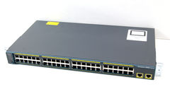 Коммутатор Cisco WS-C2960-48TT-L