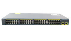 Коммутатор Cisco WS-C2960-48TT-L V10