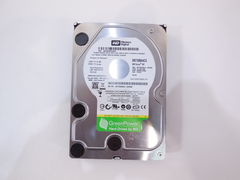 Жесткий диск 3.5 SATA 750Gb Western Digital
