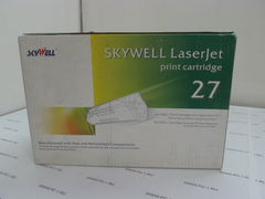 Картридж Skywell HP (C4127A) /для LaserJet 4000/4050 /НОВЫЙ