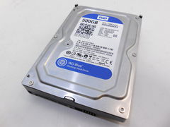 Жесткий диск SATA 500Gb Western Digital